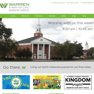 Warren Baptist Church