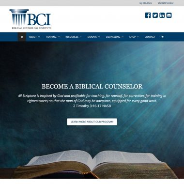 Biblical Counseling Institute
